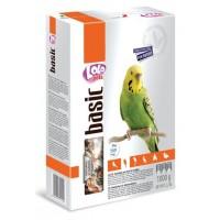 Lolo Pets Budgie Полнорационный корм для волнистых попугаев 500г