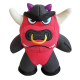 GiGwi Игрушка для собак Duraspikes Бык арт.75447