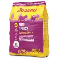 Josera MiniDeluxe Корм для взрослых собак мелких пород с ягненком