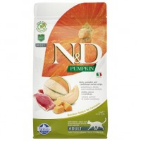 Farmina N&D Adult Утка, тыква и дыня, беззерновой