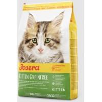 Josera Kitten Grainfree Корм для котят, беременных и кормящих кошек
