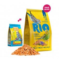 RIO Корм для волнистых попугайчиков. Основной рацион 1кг