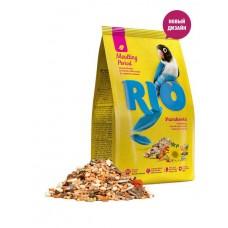 RIO Корм для средних попугаев. Рацион в период линьки 500г