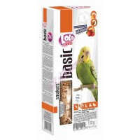 Lolo Pets Smakers Budgies Mix 3 in 1 Фрукты, мед, яйцо АРТ.LO-72109