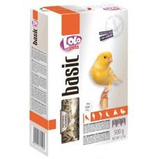Lolo Pets Canary Полнорационный корм для канареек 500г
