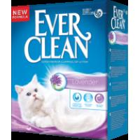 Ever Clean Lavander Комкующий наполнитель 6л